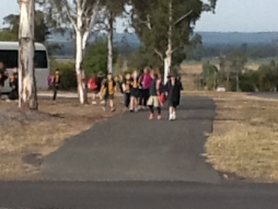 2014 Walk safely to school day